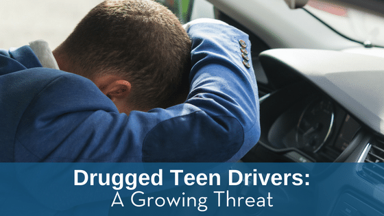 Drugged and ready teens